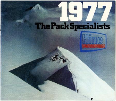Hine Snowbridge, The Pack Specialists, 1977