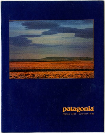 Patagonia, August 1983-February 1984