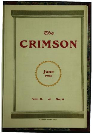 The Crimson, June 1905