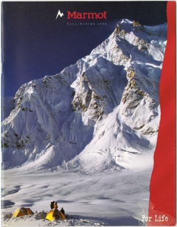 Marmot Mountain Works, Fall/Winter 2000