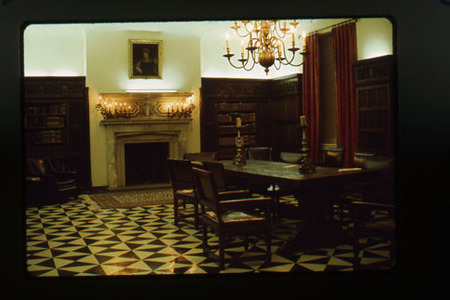 Hatch Memorial Room, Merrill Library