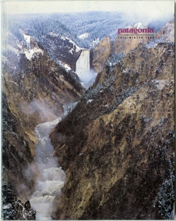 Patagonia, Fall/Winter 1993