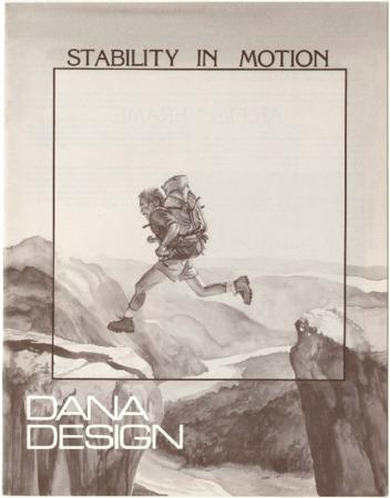 Dana Design, Stability In Motion, undated