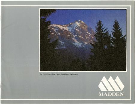 Madden Mountaineering, 1984