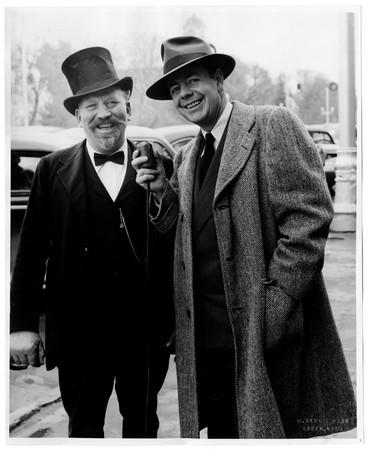 Reed Bullen (right)
