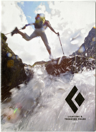 Black Diamond, Lightning and Trekking Poles 2010