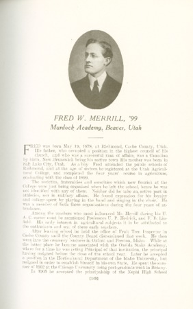 1909 A.C.U. Graduate Yearbook, Page 149