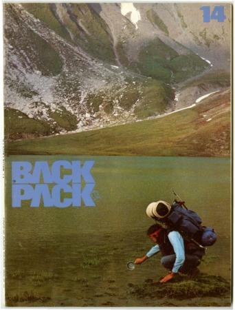 Backpacker 14, 1976