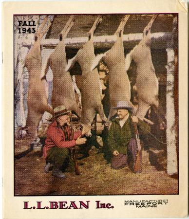 L.L. Bean, Fall 1943