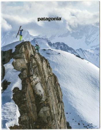 Patagonia, skiing, 2015