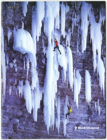 Black Diamond, 2002 ice