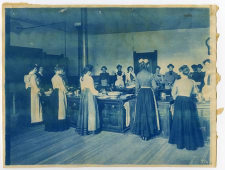 1896-1916 Agricultural College of Utah Cyanotype 9