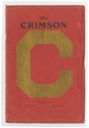 The Crimson, January 1913