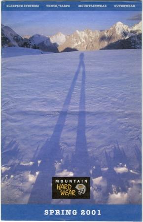 Mountain Hardwear, Spring 2001