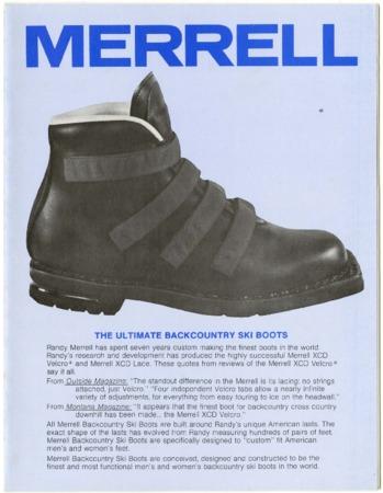 Merrell, 1983