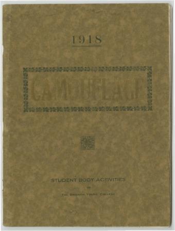 The Crimson Annual, 1918