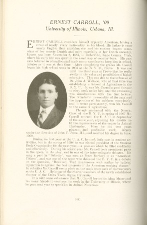 1909 A.C.U. Graduate Yearbook, Page 54