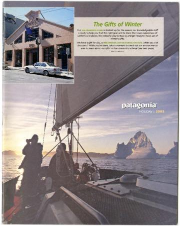 Patagonia, Holiday 2003