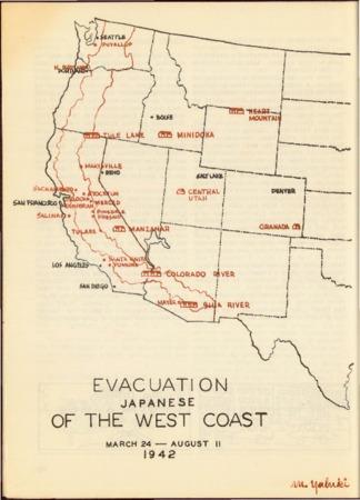 Evacuation of the West Coast