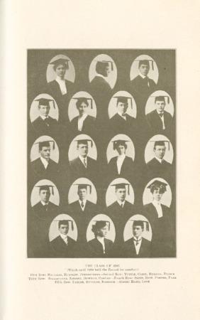 1909 A.C.U. Graduate Yearbook, Page 237