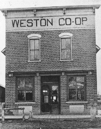 Weston, Idaho Co-op Store