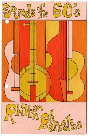 Rhythm Rhapsodies program: Sounds of the 60s