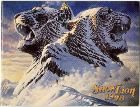 Snow Lion, 1978