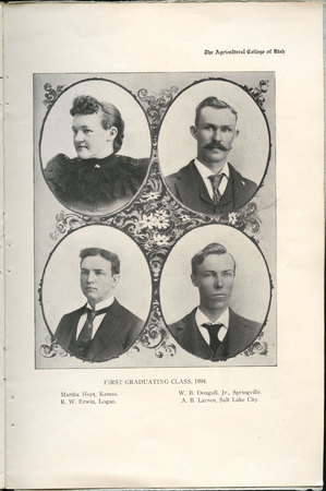 1908 UAC Commencement Program Page 13