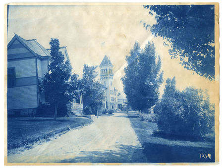 1896-1916 Agricultural College of Utah Cyanotype 19