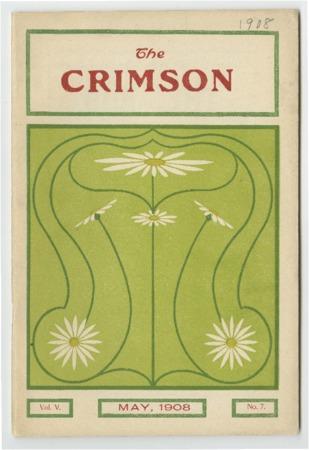 The Crimson, May 1908