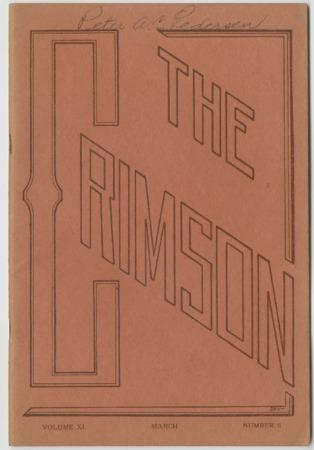 The Crimson, March 1914