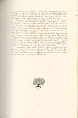 1909 A.C.U. Graduate Yearbook, Page 89
