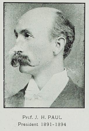 Joshua H. Paul