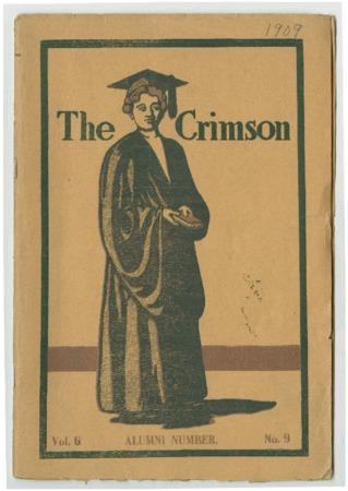 The Crimson, Alumni Number, 1909