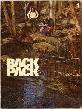 Backpacker 1, 1973