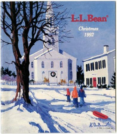 L.L. Bean, Christmas 1992