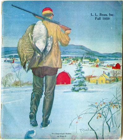 L.L. Bean, Fall 1959