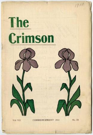 The Crimson, Commencement 1910