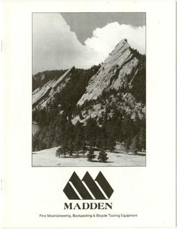 Madden Mountaineering, 1989