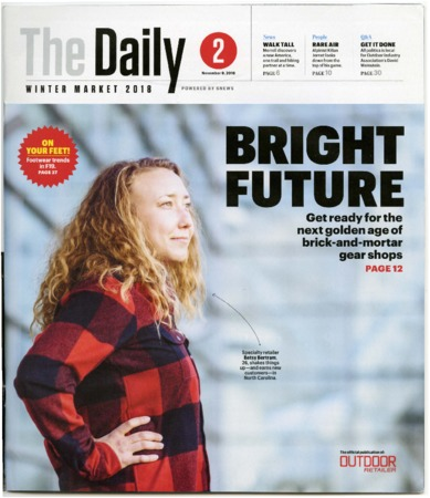 The Daily, Bright Future, Winter Market 2018