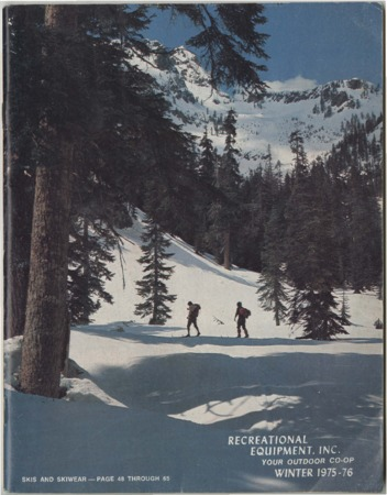 Recreational Equipment, Inc., Winter 1975-1976