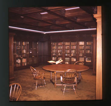Rare Books Room, Merrill Library