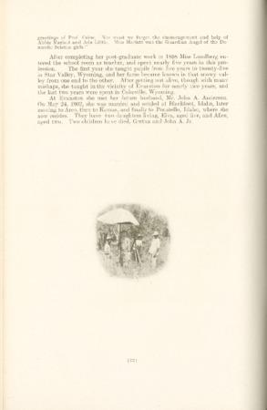 1909 A.C.U. Graduate Yearbook, Page 22