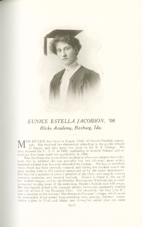 1909 A.C.U. Graduate Yearbook, Page 111