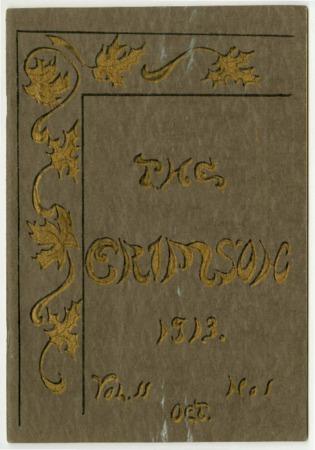 The Crimson, October 1913