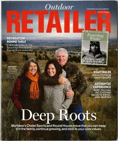 Outdoor Retailer, Deep Roots, 2018