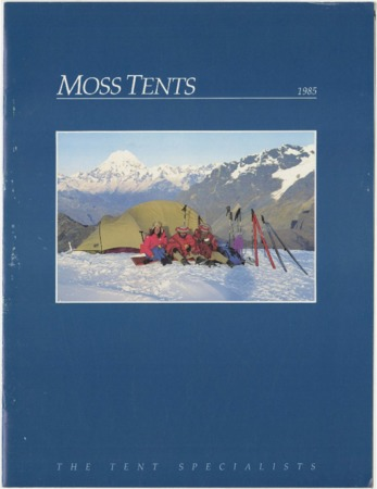 Moss Tent Works, 1985