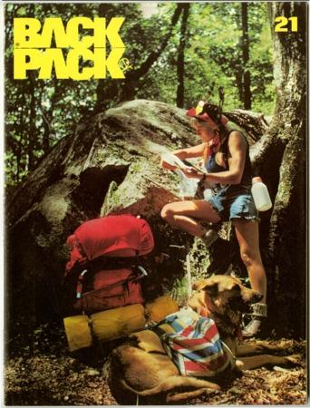 Backpacker 21, 1977