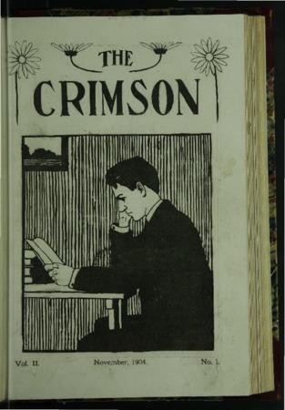 The Crimson, November 1904