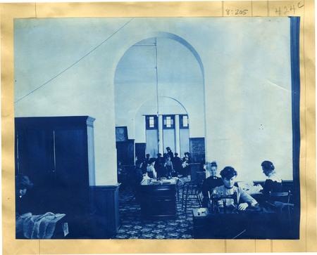 1896-1916 Agricultural College of Utah Cyanotype 34